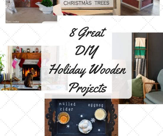 8 Great Wooden Holiday Decorations 45