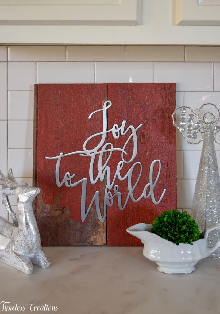 8 Great Wooden Holiday Decorations 3