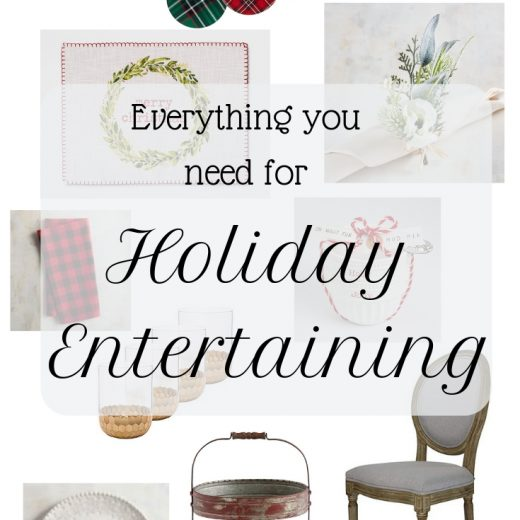 All you will need for your Holiday Entertaining 113