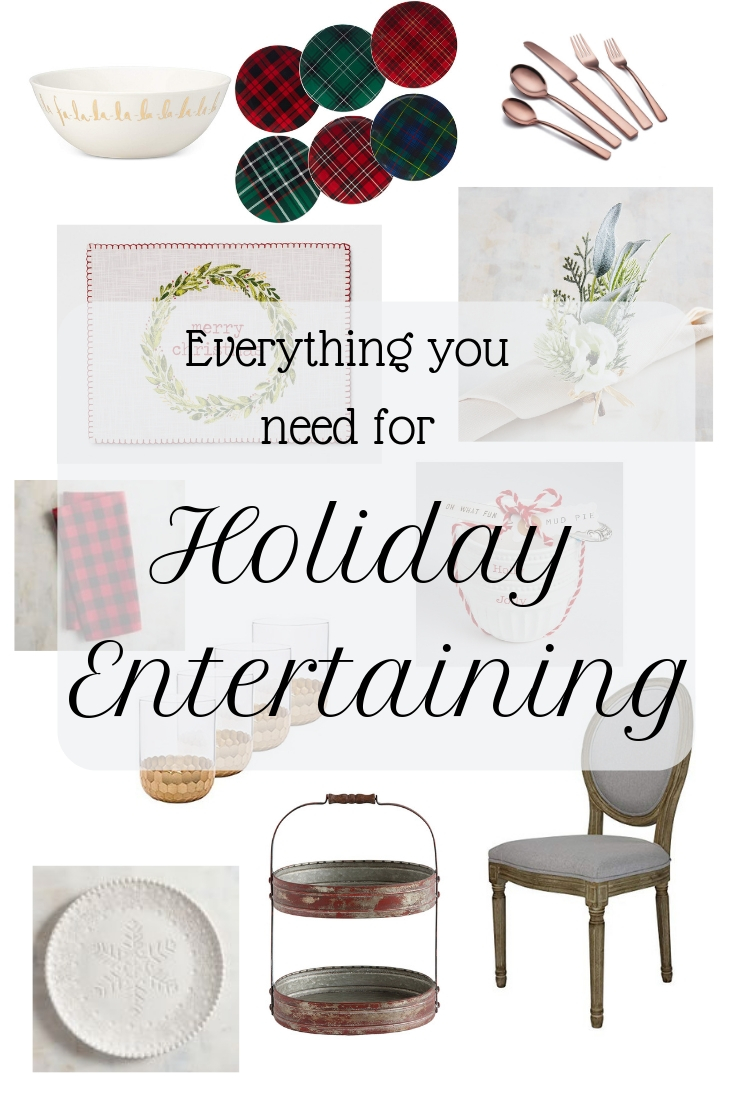 All you will need for your Holiday Entertaining 1