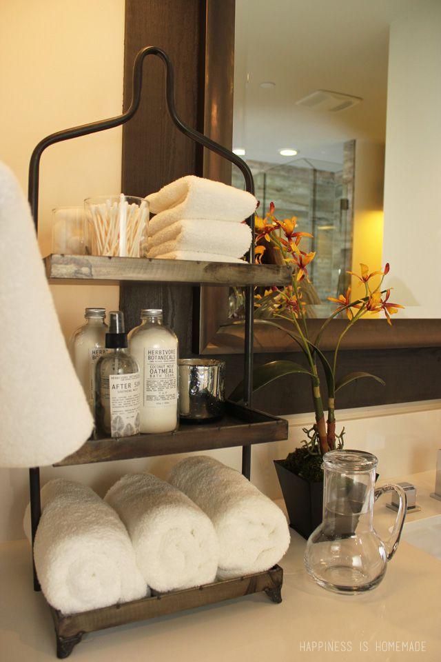 Vicki's Downstairs Bathroom Makeover - $100 Room Challenge 5
