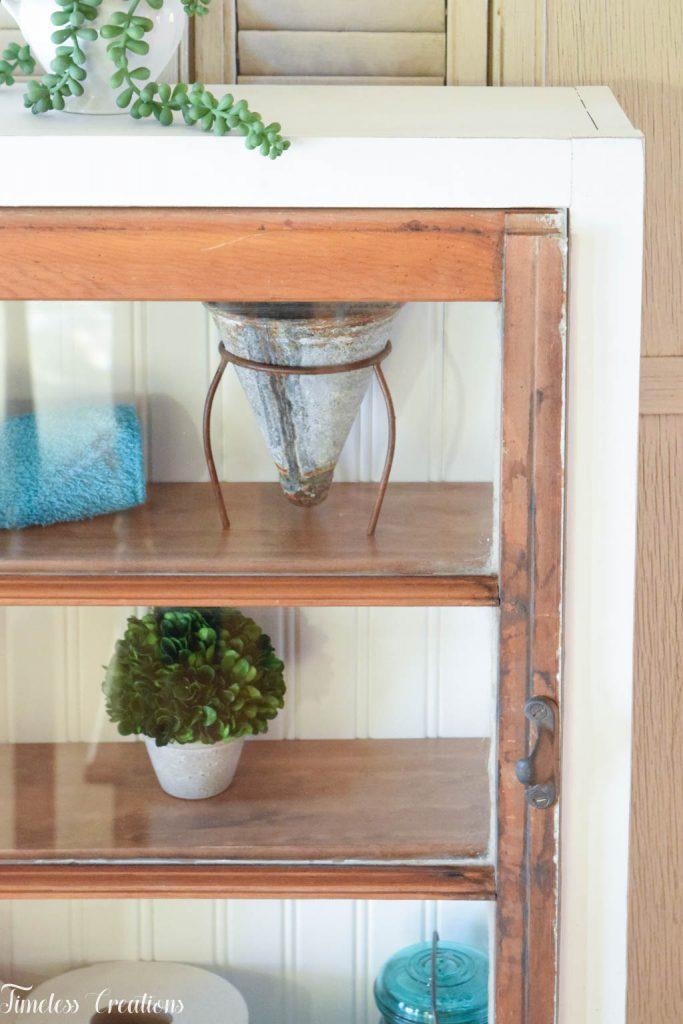 DIY Window Wall Cabinet - $100 Room Challenge Week 4 8