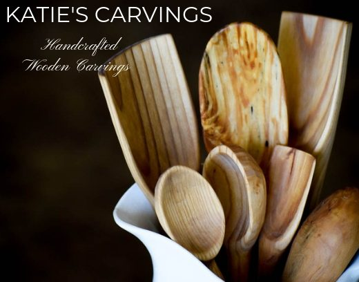 Featuring a new Artisan: Katie's Carvings 78