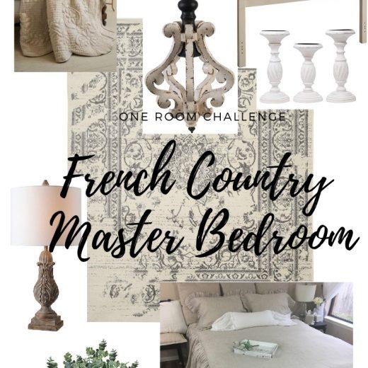 Master Bedroom Inspiration - One Room Challenge Week 1 73