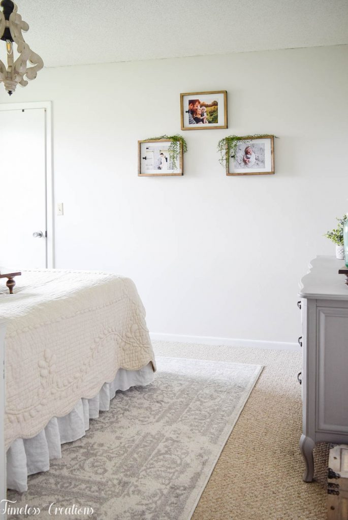 French Farmhouse Bedroom Makeover Reveal