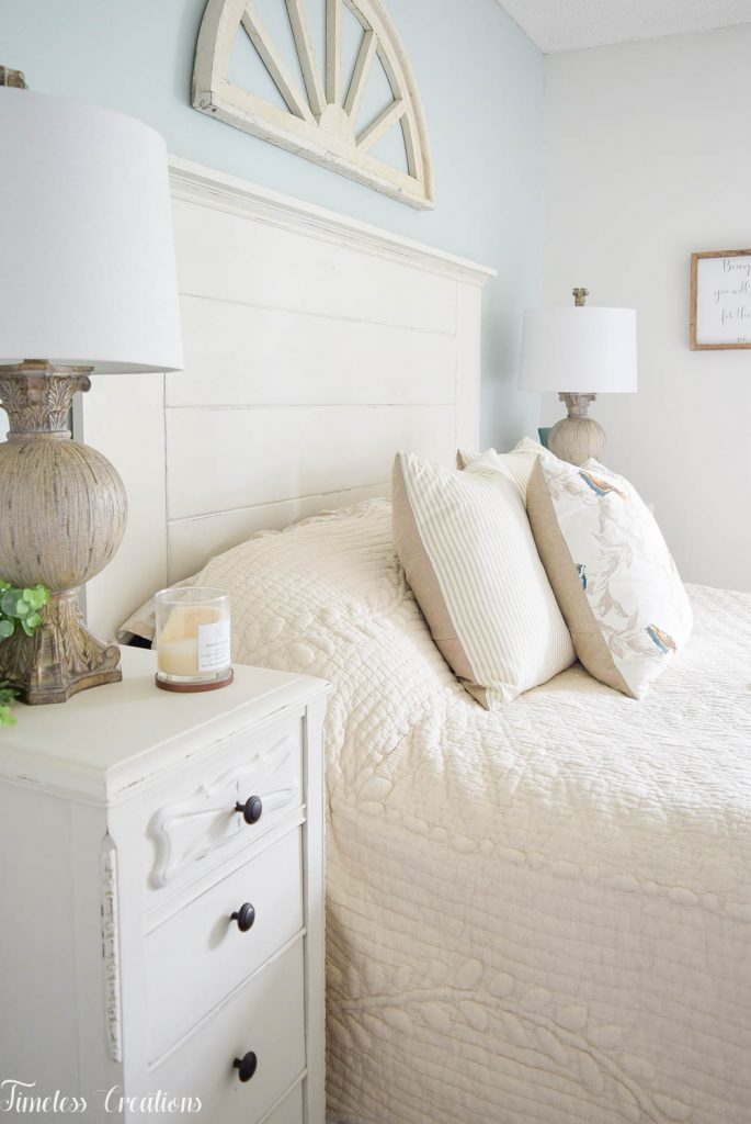 French Farmhouse Bedroom Makeover - One Room Challenge Reveal 14