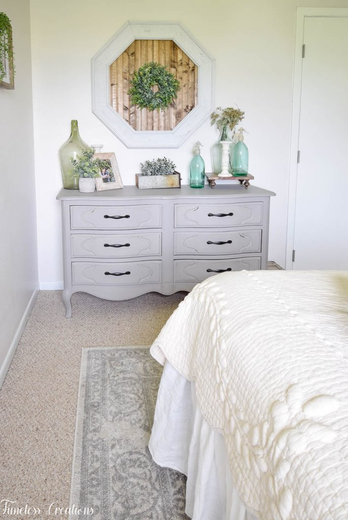 French Farmhouse Bedroom Makeover - One Room Challenge Reveal 9