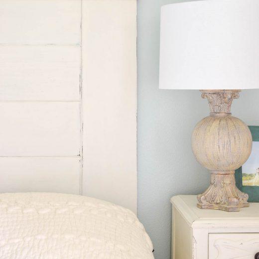 DIY Headboard for the Master Bedroom - One Room Challenge 69