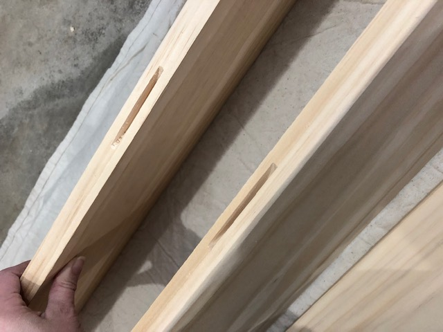 DIY Headboard for the Master Bedroom - One Room Challenge 5