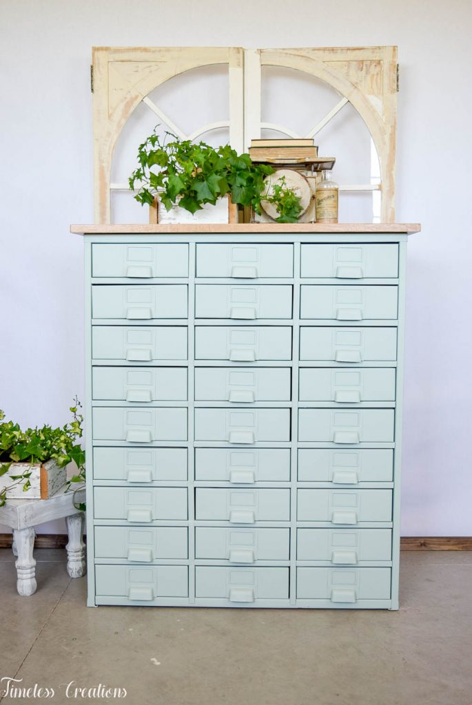Metal Industrial Apothecary Cabinet
