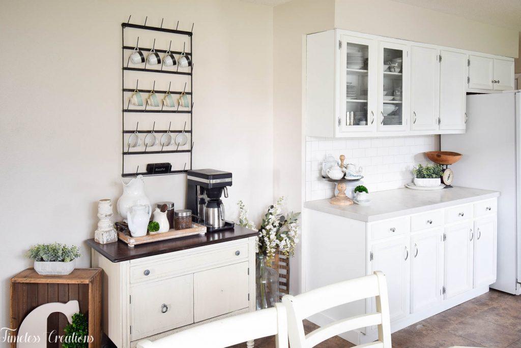 A Budget Friendly Kitchen Makeover 12