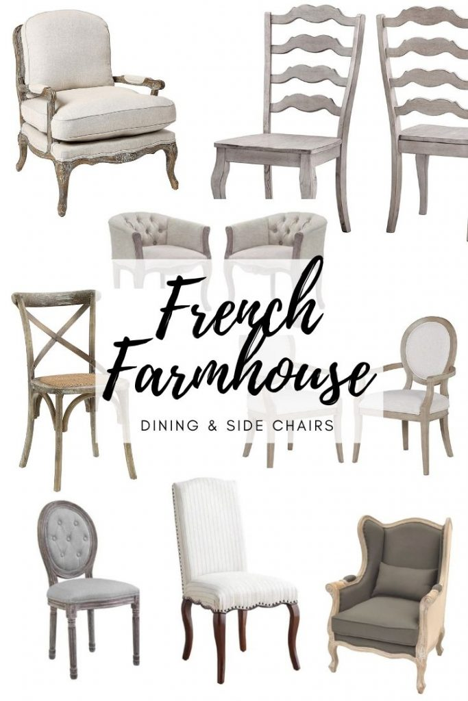 The Ultimate Guide to 'French Farmhouse' Chairs 28