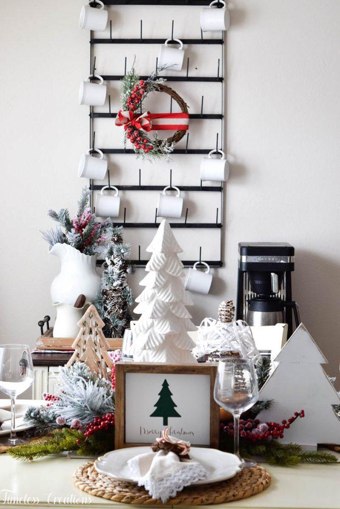 Setting a Table for Christmas 9