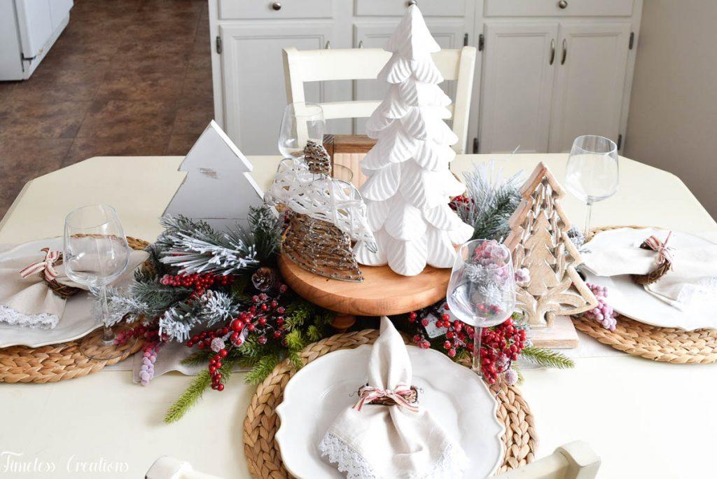 Setting a Table for Christmas 6
