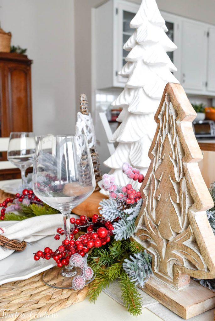 Setting a Table for Christmas 11