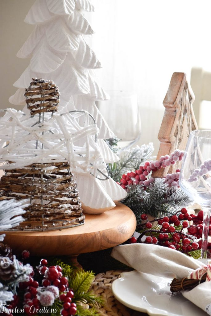 Setting a Table for Christmas 8