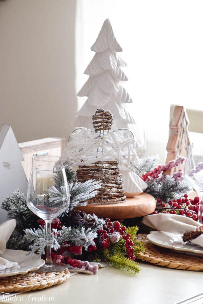 Setting a Table for Christmas 5
