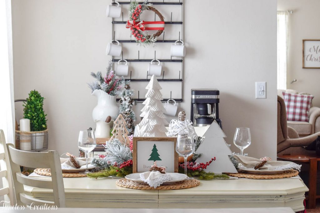 Setting a Table for Christmas 10