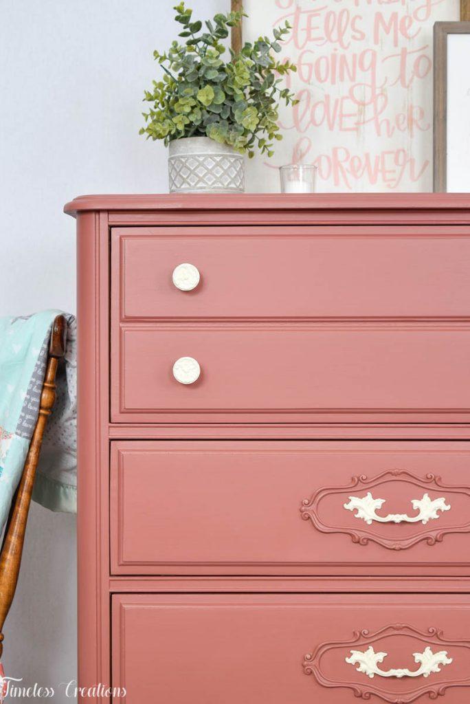 An Enchanted PINK Dresser! 2
