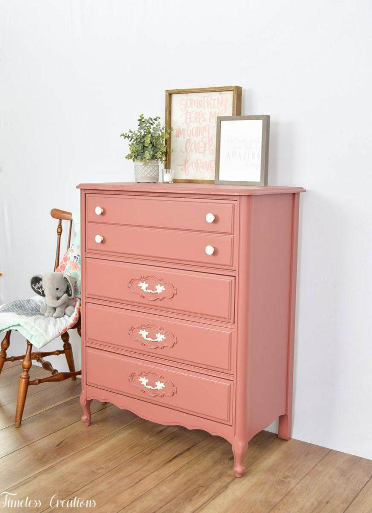 An Enchanted PINK Dresser! 3