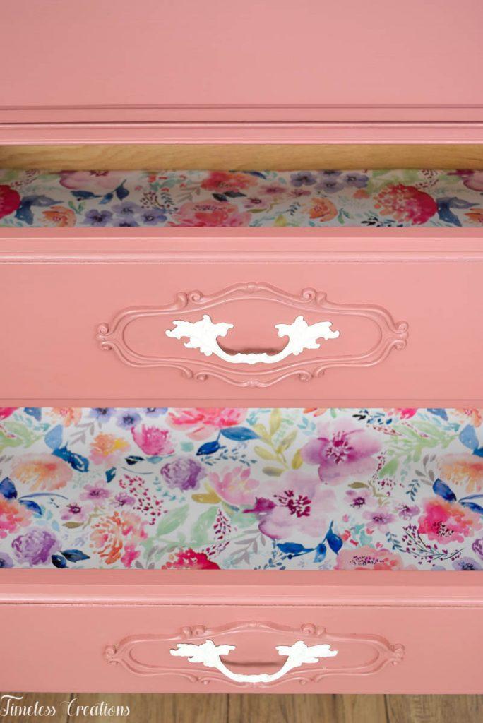 An Enchanted PINK Dresser! 5