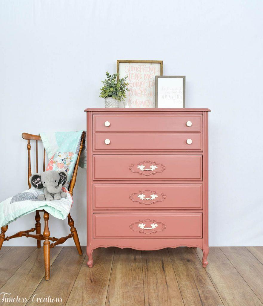 An Enchanted PINK Dresser! 6