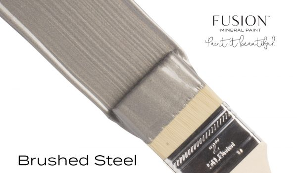 Metallic Paint: Brushed Steel 1