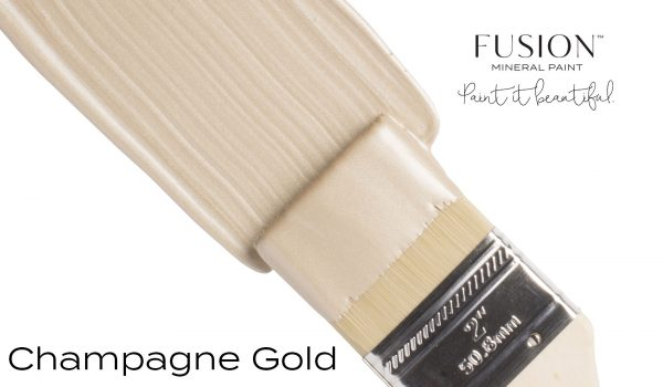 Metallic Paint: Champagne Gold 1