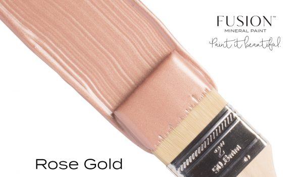 Metallic Paint: Rose Gold 1