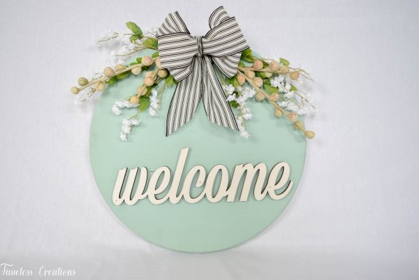 Milk Paint 101 Class: Paint a Tray or Wreath (April) 1