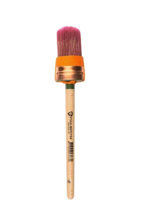 Staalmeester Premium Brush - Oval Series 2