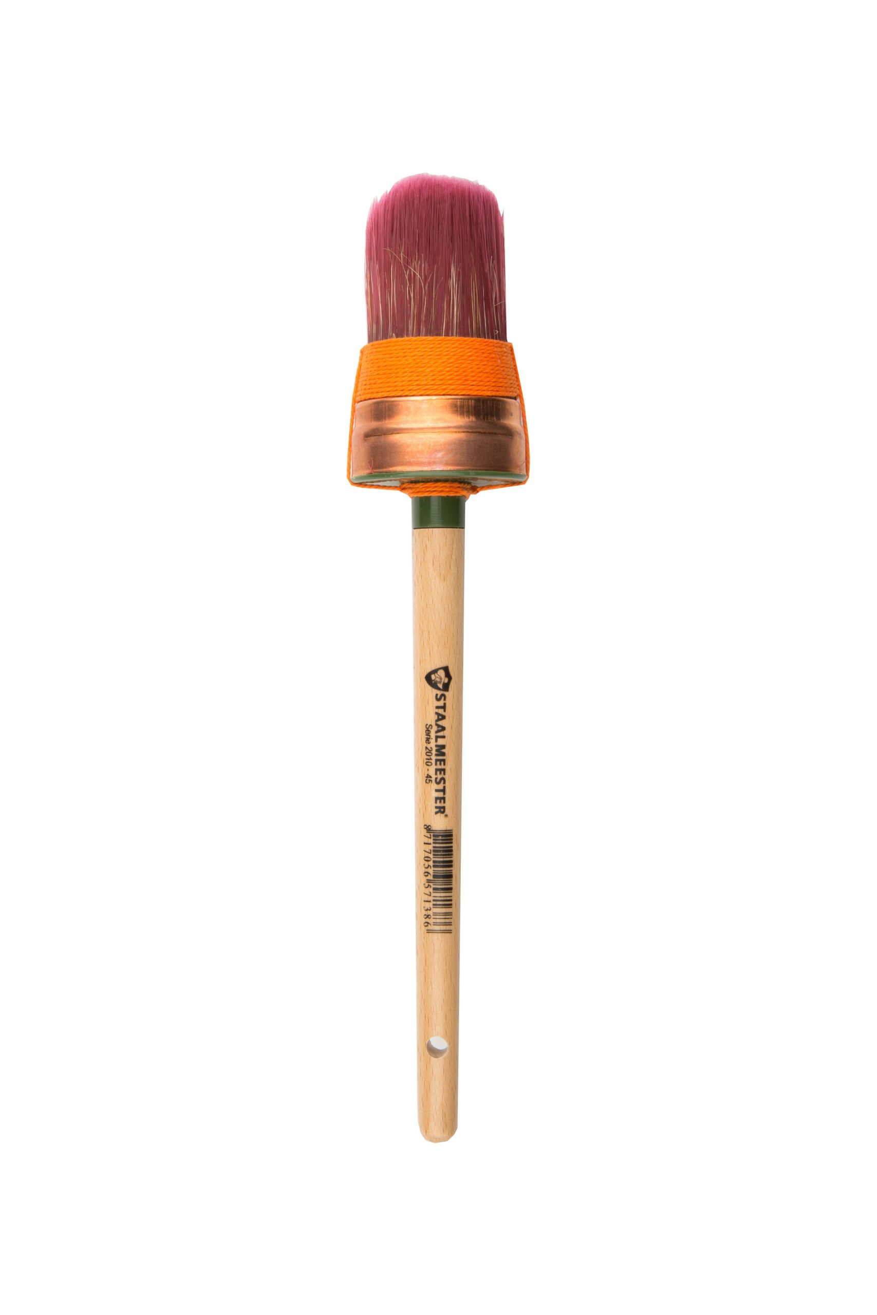 Staalmeester Premium Brush - Oval Series 1