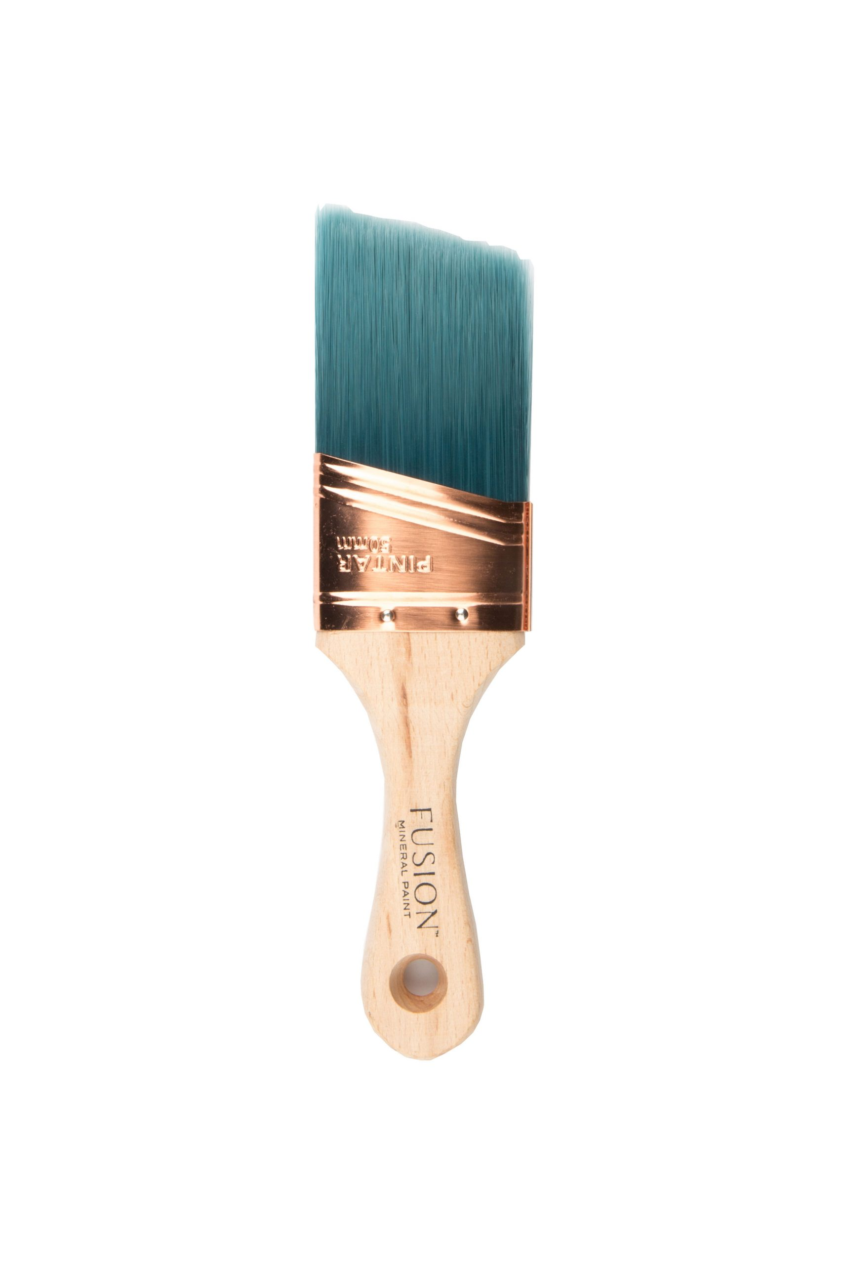 """Fusion Synthetic 2"""" Angled Brush 1"""
