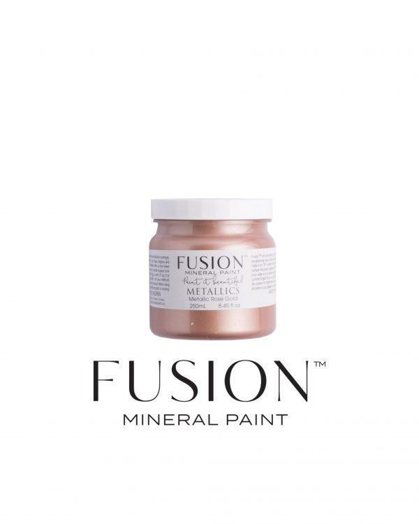 Metallic Paint: Rose Gold 2